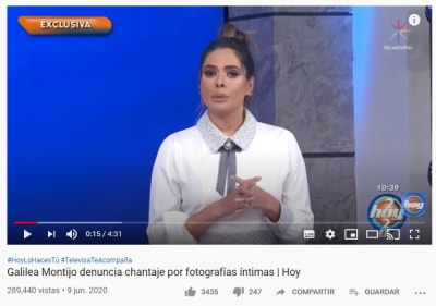 Galilea Montijo se harta y deja mensaje contra Alfredo Adame