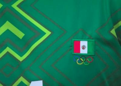 Error uniforme Selección Mexicana Tokio