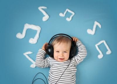 Música para bebés: Las 5 mejores apps de música infantil