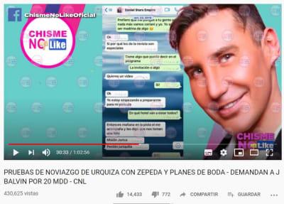David Zepeda responde a los señalamientos de que fue pareja de Daniel Urquiza