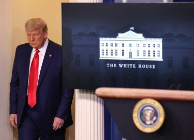Trump presidente 2024 video, video Casa Blanca