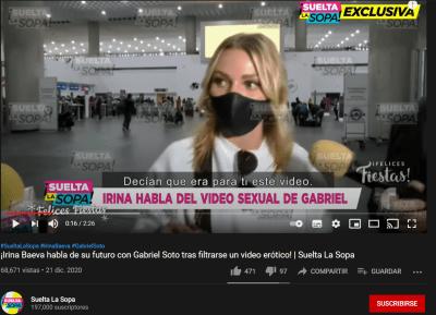 Irina Babea declaraciones