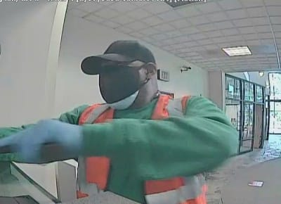 FBI peligroso asaltante bancos
