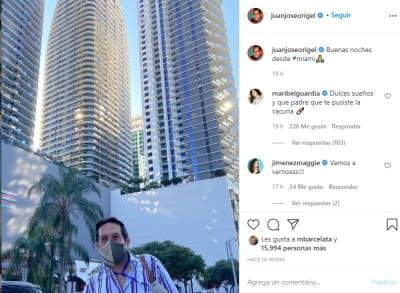 Juan José Origel vacuna coronavirus 3
