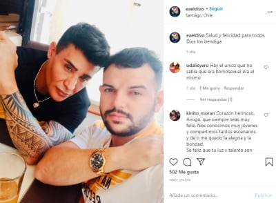 Eduardo Antonio homosexual 2 ex pareja Niurka