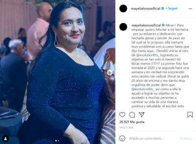 Mayeli ex Lupillo Rivera