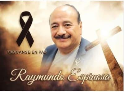 Fallece vocalista del grupo Campeche Show Raymundo Espinosa