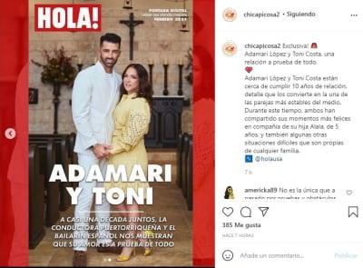 Adamari López Toni Costa boda 3