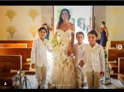 Paty Manterola votos matrimoniales 2