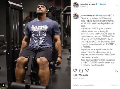 Juan Rivera corte pelo 3