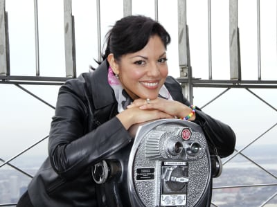 Sara-Ramirez-appears-to-promote-TED-TALKS-LIVE
