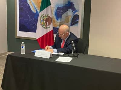 Consulate General of Mexico in Atlanta signs agreement to strengthen child protection networks