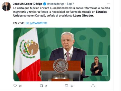 AMLO y México ponen en peligro papeles inmigrantes