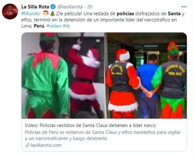 Santa Claus antidrogas 2