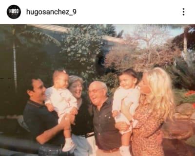 El exfutbolista mexicano Hugo Sánchez devastado tras la muerte de su suegro