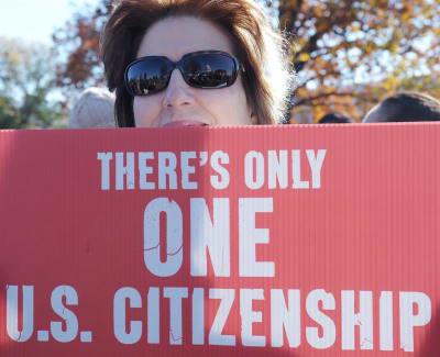 pregunta de ciudadanía en el Censo