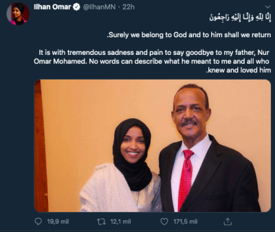 Ilhan Omar