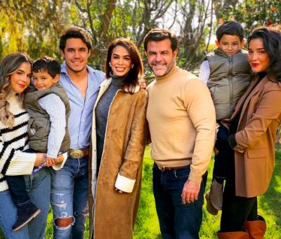 Familia de Eduardo Capetillo
