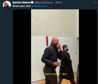 Obama Trump pandemia