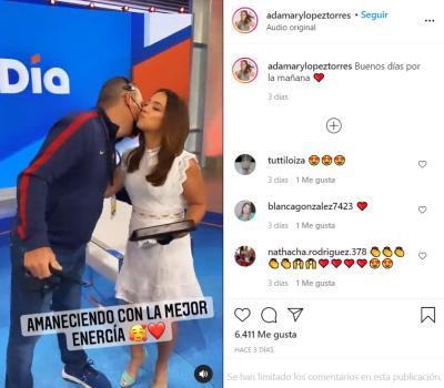 ¿Nacho Lozano celoso por la actitud?