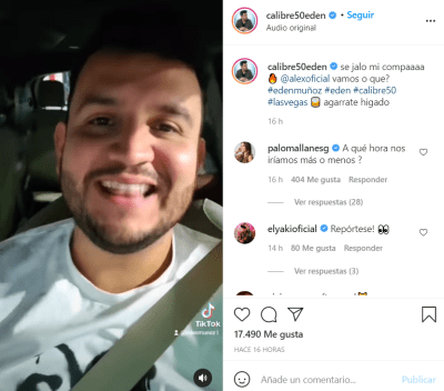 """""""Pull machin""""; Alejandro Fernández launches proposal to singer"""