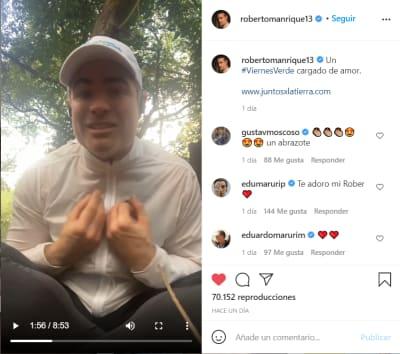 Se sentía culpable; Actor de telenovelas, Roberto Manrique confirma que es gay