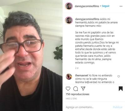 Muere cantante Efrén Rubén, cubano, accidente