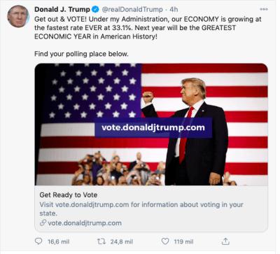 Archivado como: Elecciones 2020. Resultados en Pensilvania, estado clave.