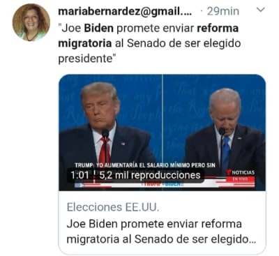 Paola Ramos inmigrantes 3 Joe Biden Hija de Jorge Ramos
