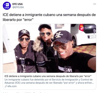 ICE arrestó hispano