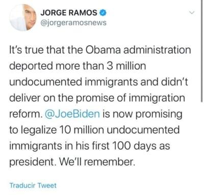 Paola Ramos inmigrantes 2 Joe Biden Hija de Jorge Ramos