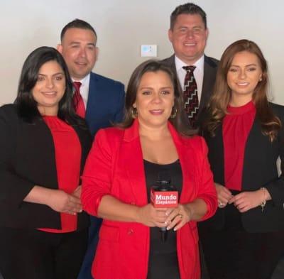 Equipo de MundoHispánico obtiene 12 nominaciones a los Premios Emmy 2021