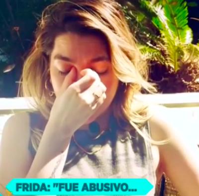 La hija de Alejandra Guzmán narró lo vivido con su mamá (IG)