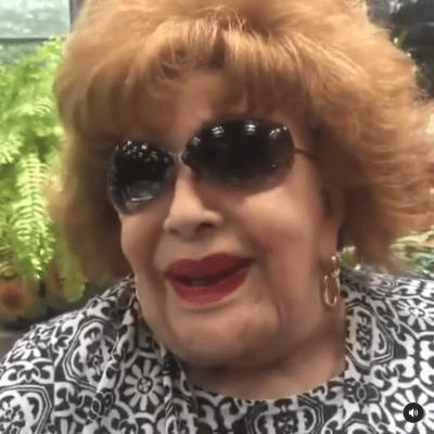 Usuarios critican la cara de Silvia Pinal en video