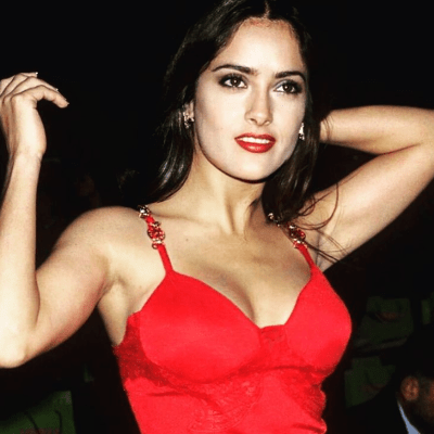 """""""Rest in peace""""; Salma Hayek in mourning after the death of a loved one"""