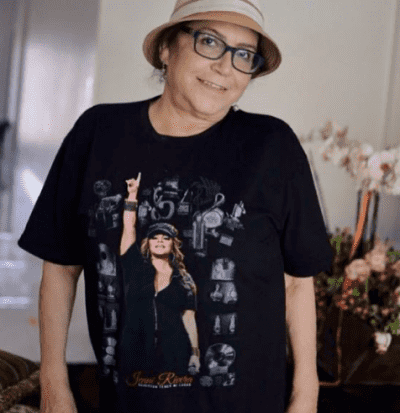 Rosa Rivera denies the cook with her daughter's voice (IG)