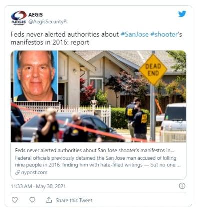 Familia del tirador de California pide perdón y revela su estado mental justo antes de la matanza