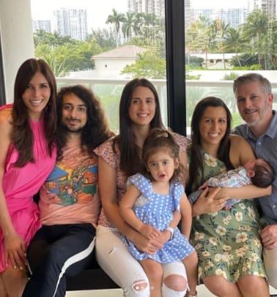Giselle Blondet revela que su hija sufrió un ataque al corazón mientras amamantaba a su bebé
