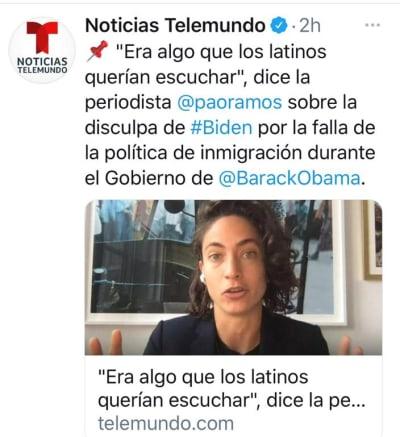 Paola Ramos inmigrantes 1 Joe Biden Hija de Jorge Ramos