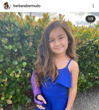 Hija de Bárbara Bermudo sufre accidente y hasta su ex compañera Pamela Silva reacciona