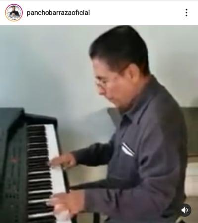 Julio Preciado está de luto por la muerte de un ser querido Sergio López Aguayo