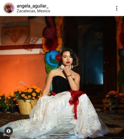 Ángela Aguilar desairó invitación para cantarle a la Virgen de San Juan de los Lagos
