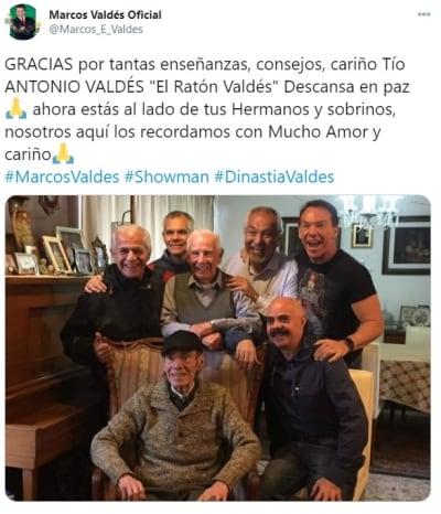 Muere Antonio Ratón Valdés 3