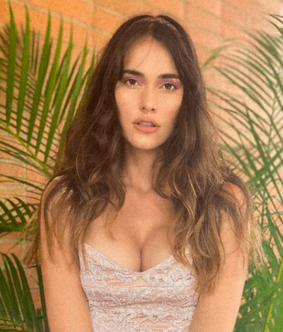 Irene Esser, ex-girlfriend Andrés Manuel López Beltrán (IG)