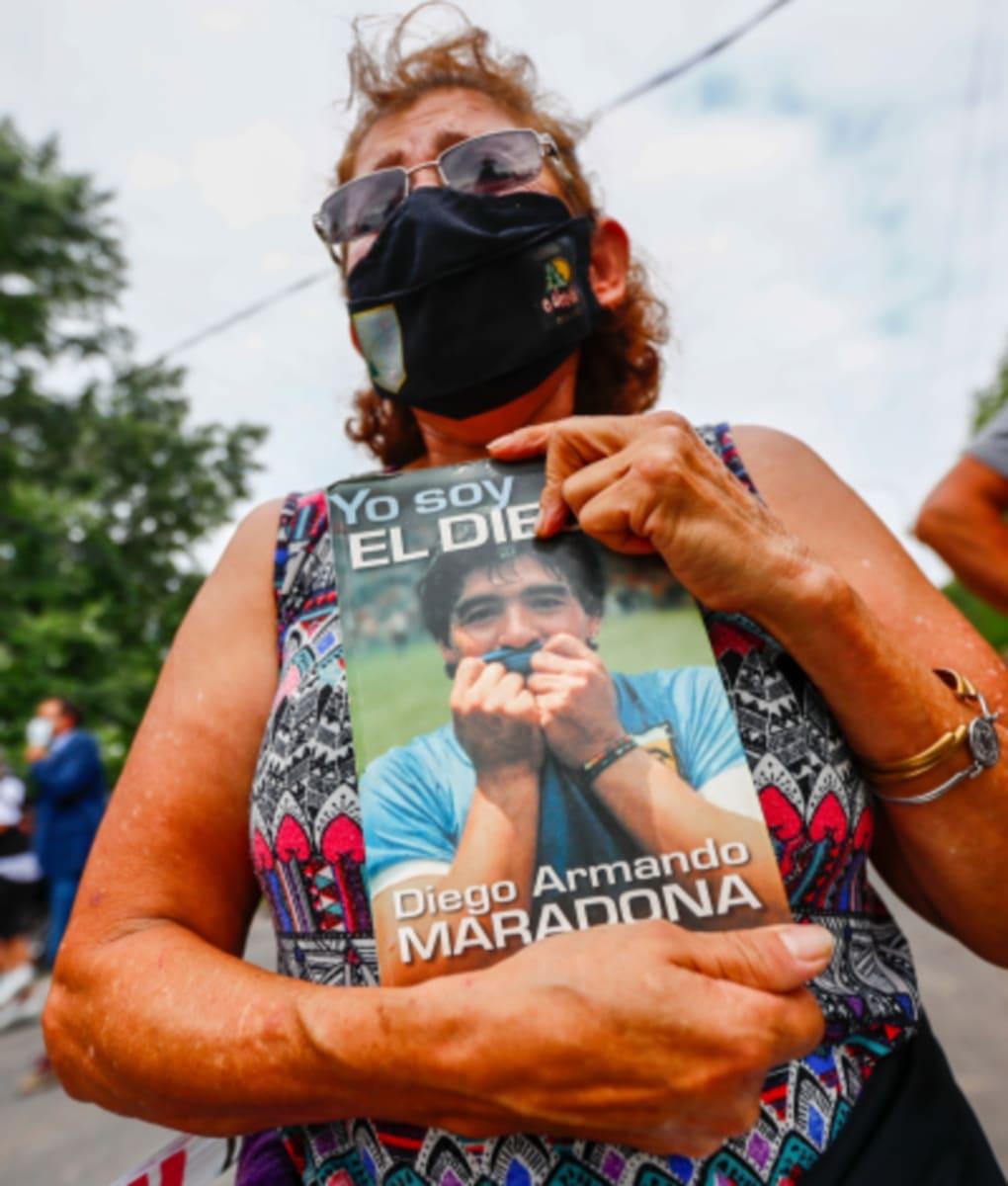 Autopsia de Maradona confirma que murió de un ataque al corazón
