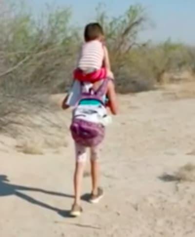 Intentaban cruzar la frontera