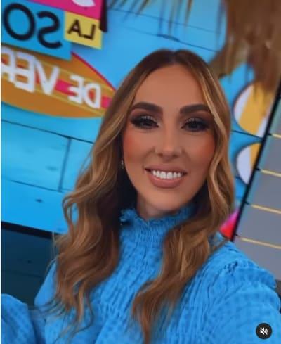 La conductora mexicana, Prissila Sánchez es la favorita