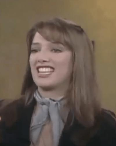 Adela Noriega apenada