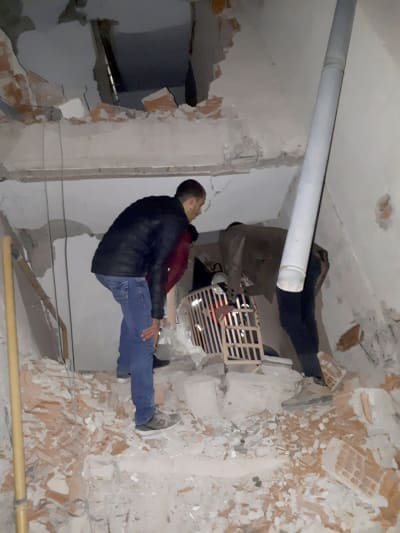 sismo en Turquía