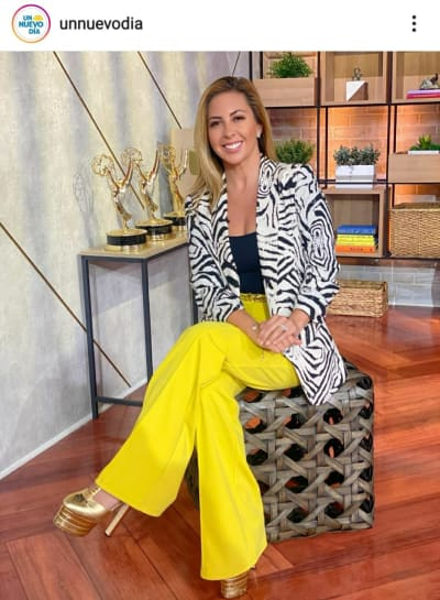Amenazan a Telemundo si despiden a Adamari López de Un Nuevo Día